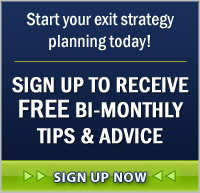 Sign up for free tips and advice for exiting your business